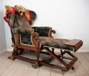 Victorian Metamorphic Wing Back Chair Couch (20).JPG