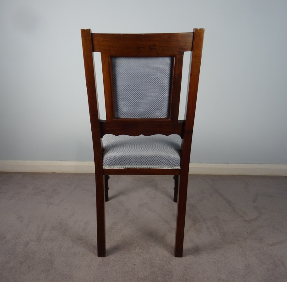 A Superb Set Of 12 Maple and Co. London Mahogany Dining Chairs (32).JPG