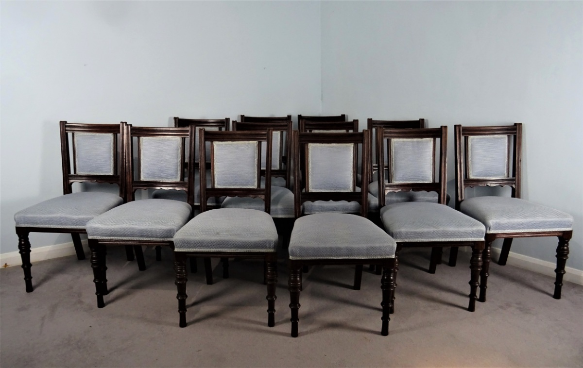 A Superb Set Of 12 Maple and Co. London Mahogany Dining Chairs (9).JPG