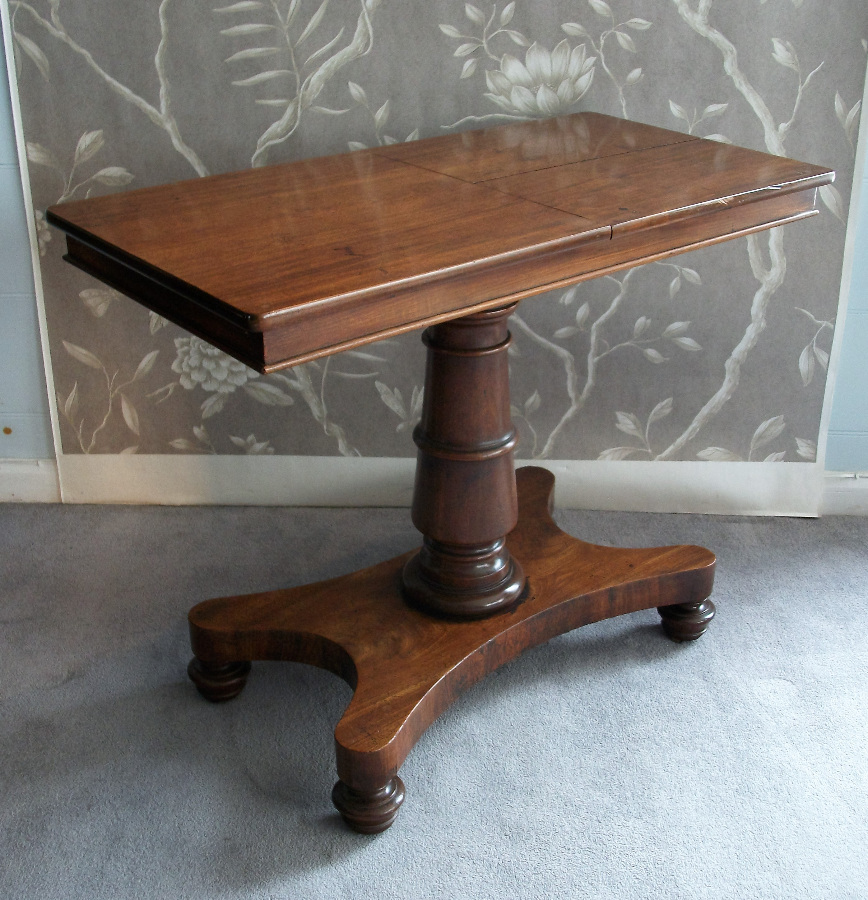 ANTIQUE ADJUSTABLE READING TABLE