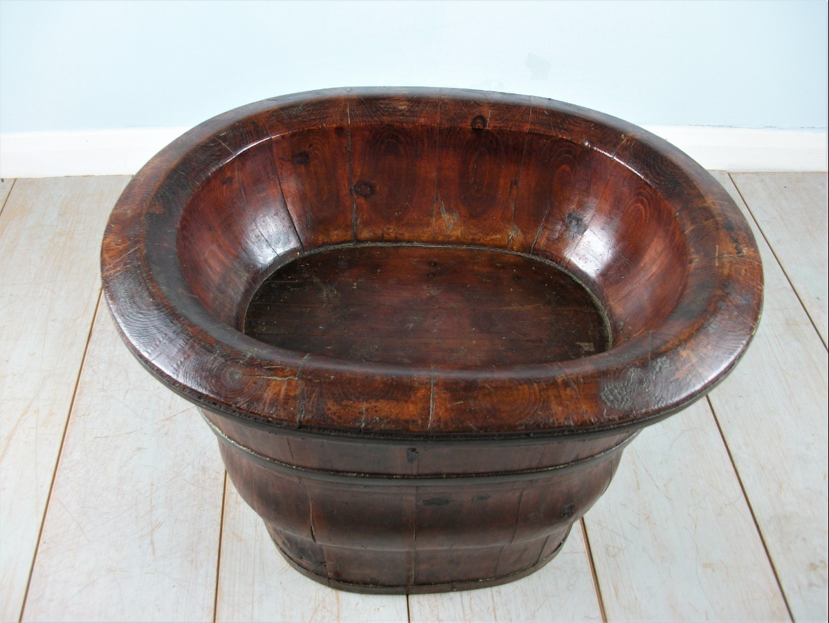 Antique Chinese Japanese baby bath (11).JPG