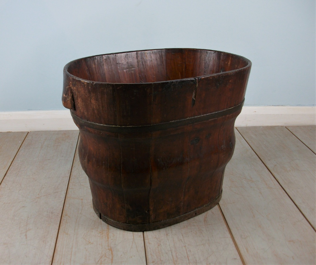 Antique Chinese Japanese baby bath (13).JPG