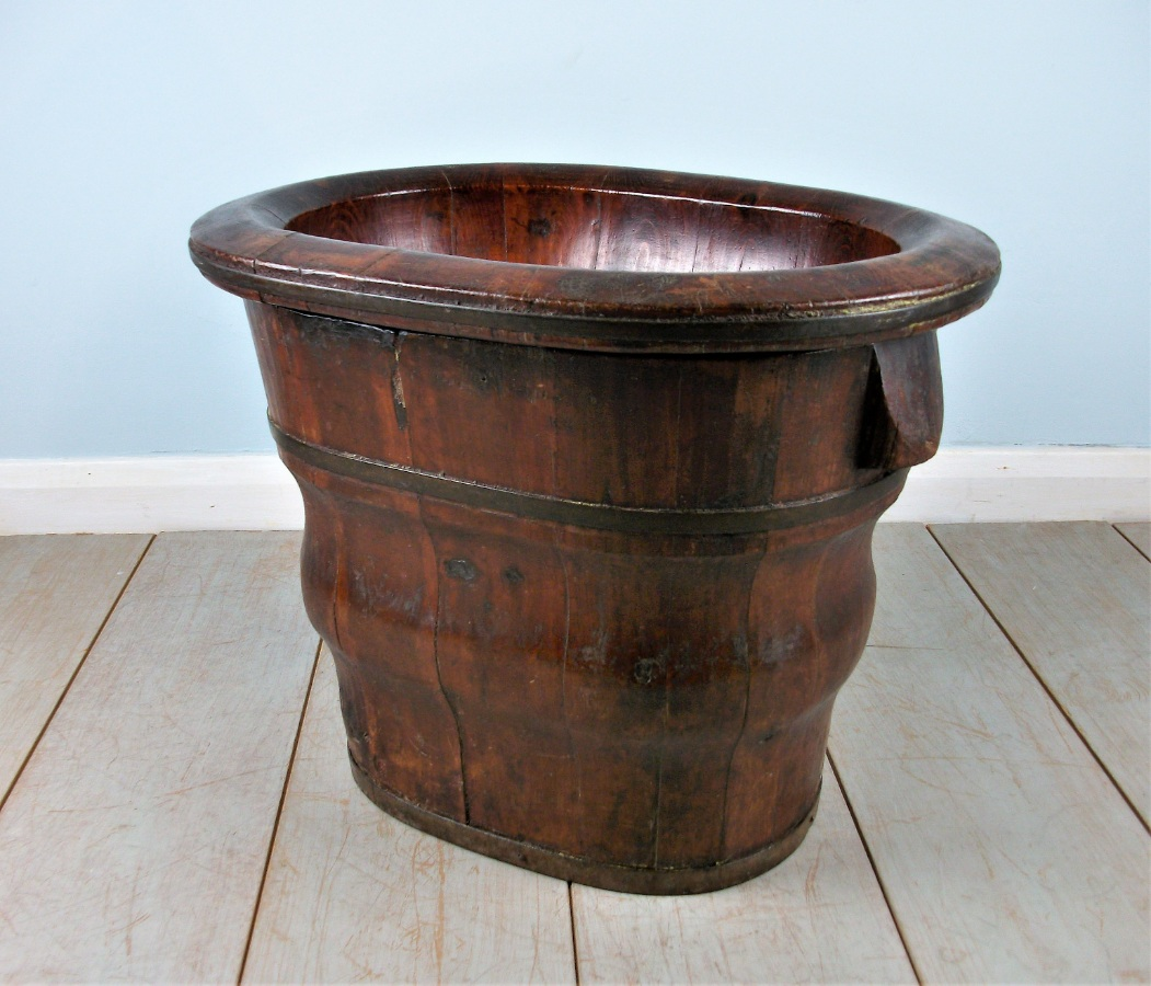 Antique Chinese Japanese baby bath (6).JPG
