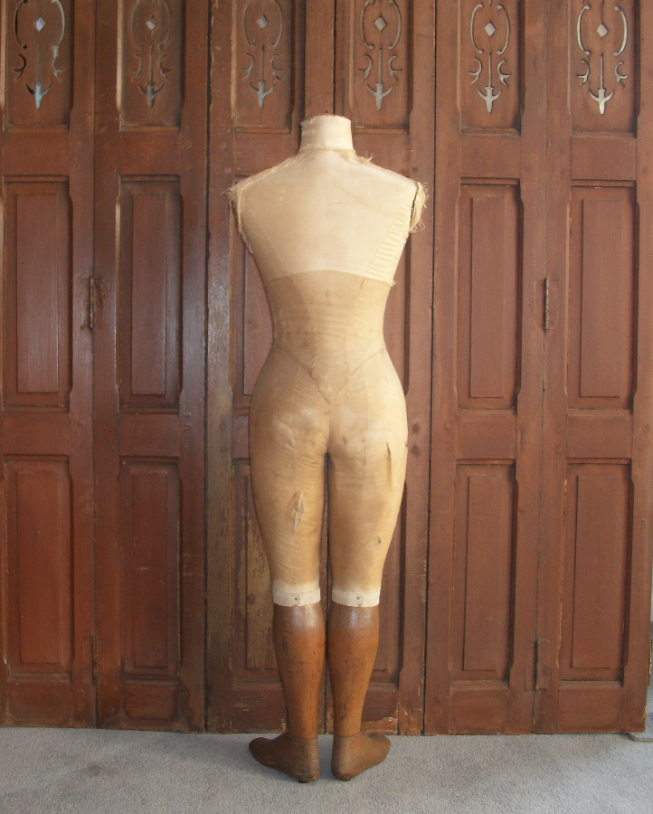 Mannequin by Stockman ivory