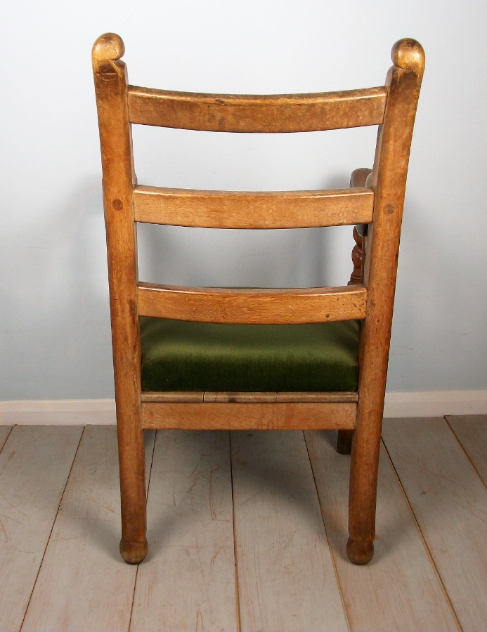 Oak Irish Open Armchair (8).JPG