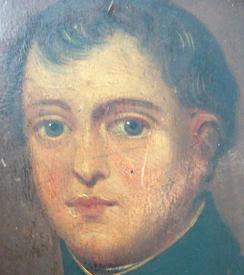 Portrait of Emperor Napoleon