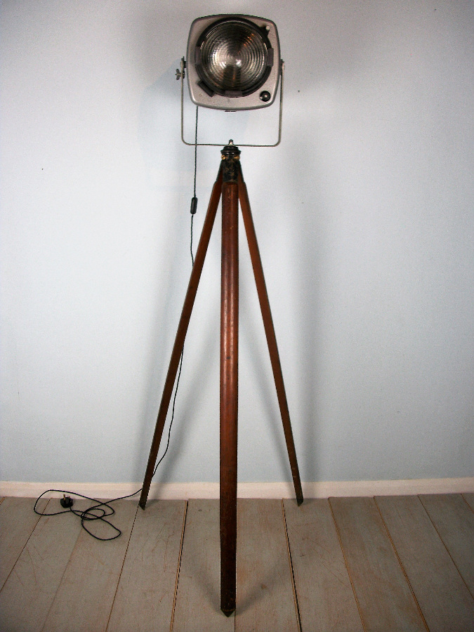 An original Studio Theatre Light from the 60