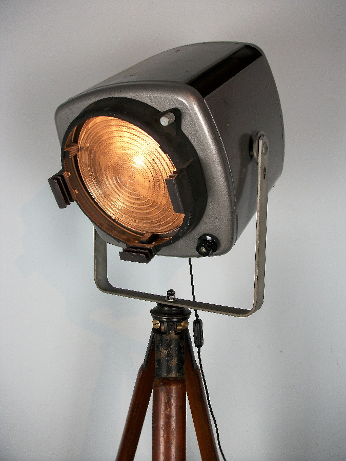 An original Studio Theatre Light from the 60's