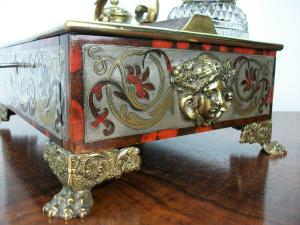 A Late Georgian-Early Regency Inkstand of the highest quality (6).JPG