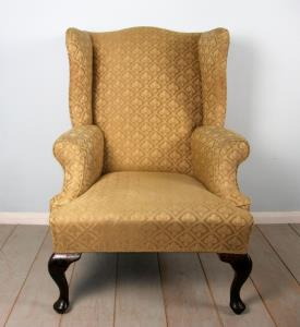Edwardian Wing Back Chair