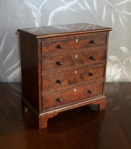 Georgian Miniature Chest of Drawers