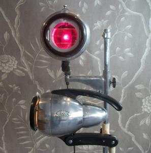 medical Sollux Hanau original Bauhaus Era light